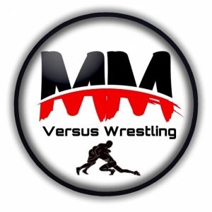 MM vs Wrestling Logo